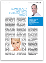 Maximizing Injectable Filler Results