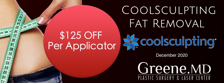 CoolSculpting Promotion December 2020