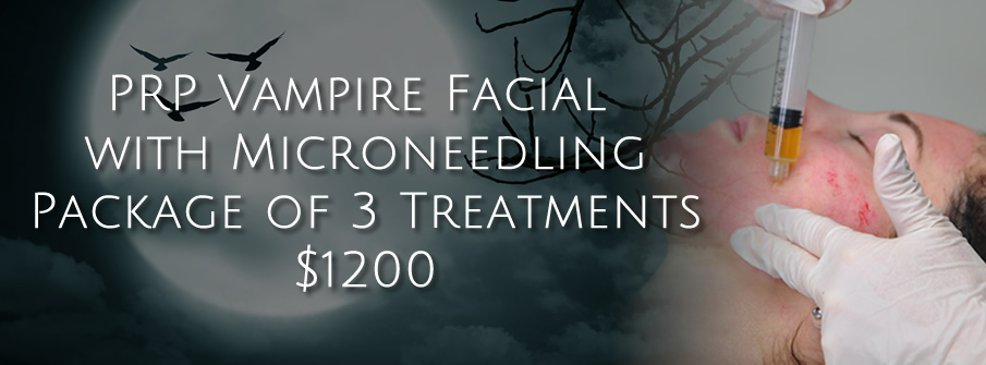 PRP and Microneedling Weston
