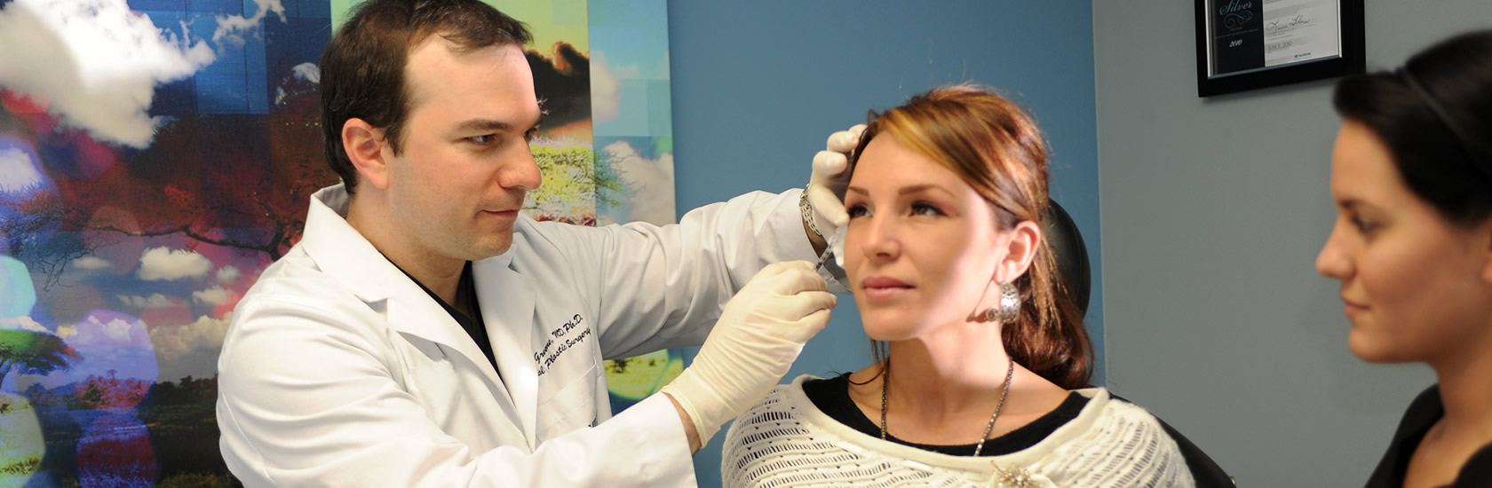 Dr. Ryan Greene facial Filler Expert