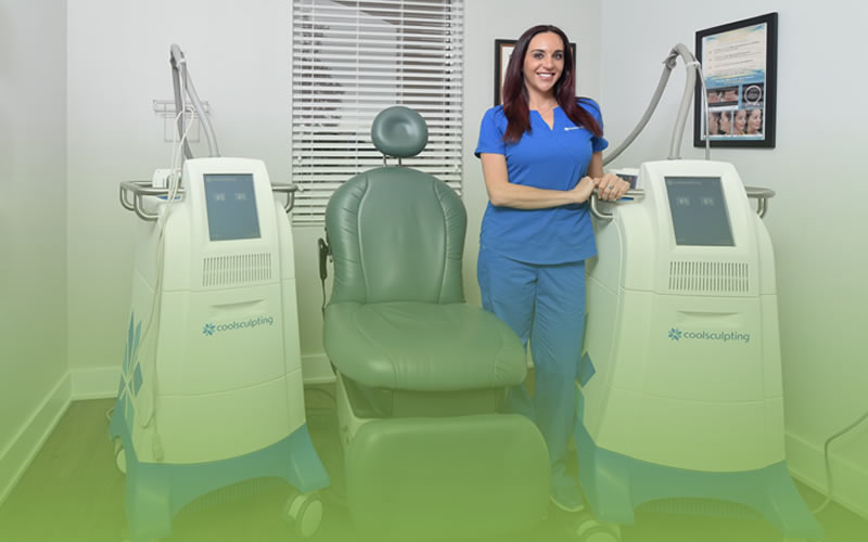 COOLSCULPTING FAT REMOVAL
