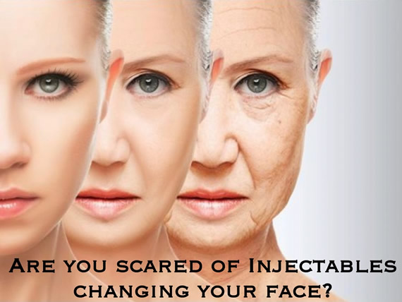 Botox and Fillers change Your Face?