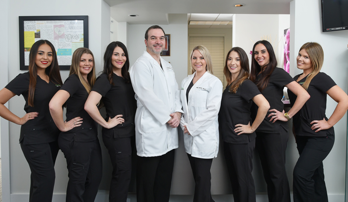 Facial Plastic Surgeon Weston Florida Dr. Greene and Staff