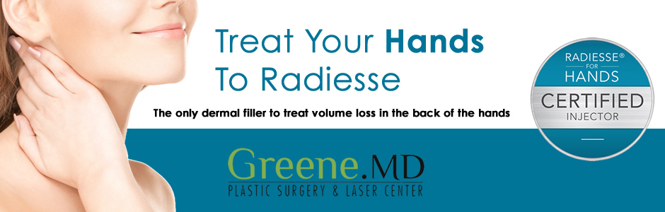 South Florida Radiesse Hand Rejuvenation