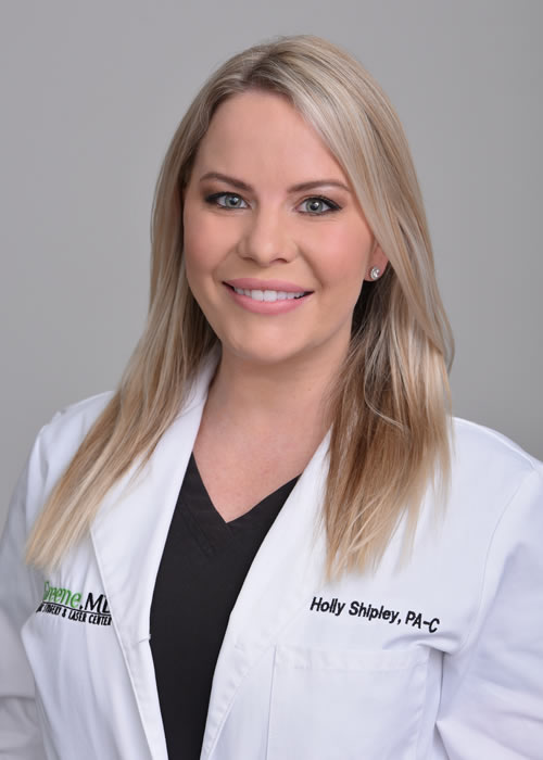 Holly Shipley, PA-C Injection Specialist Weston, Fort Lauderdale and Miami