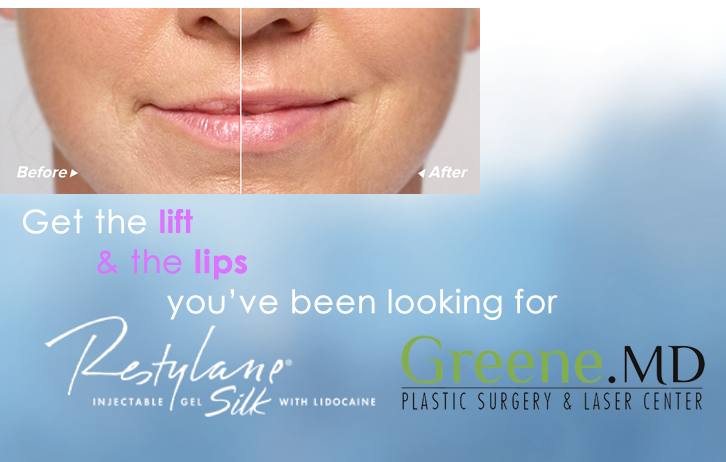 Restylane Silk Weston, Florida by Dr. Ryan Greene