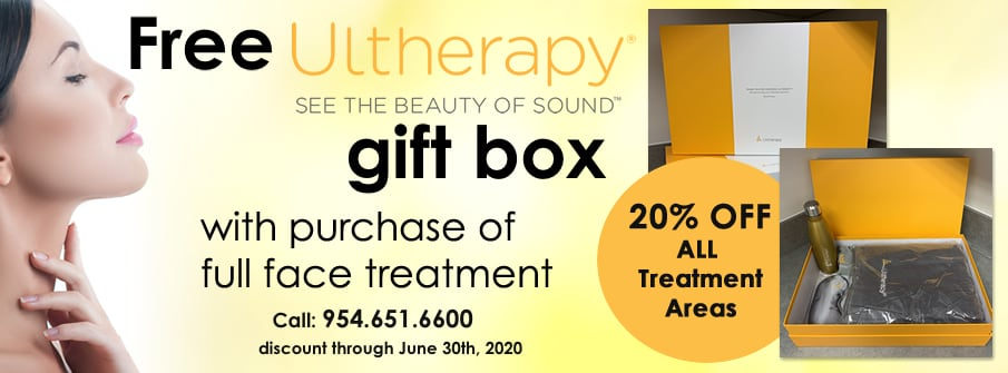 Ultherapy Gift Box Promotion
