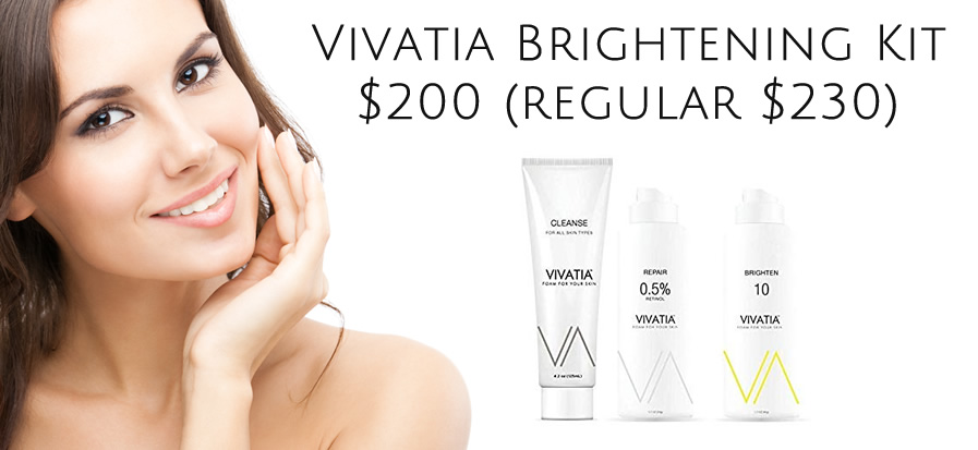 Vivatia Brightening Kit
